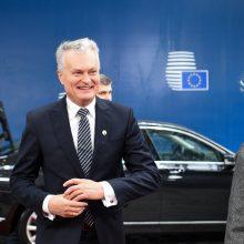 Briuselyje prasidėjo derybas dėl ES biudžeto: greitų sprendimų nelaukiama