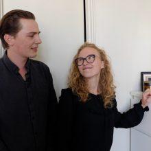 Lietuviai Danijoje dėl savo svajonės rinko butelius ir valgė iš konteinerių