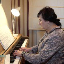 Klausą praradusi emigrantė lietuvė Islandijoje dirba muzikos mokytoja