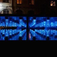Vilnius gimtadienį švęs ryškiai: miestą nušvies antrasis šviesų festivalis