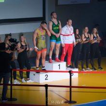 """Kaunietis E. Stankevičius – """"Thor Masters"""" imtynių turnyro nugalėtojas"""