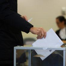 Užsienyje gyvenantiems lietuviams – papildomi balsavimo punktai