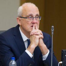S. Jakeliūnas: bankai krizės metu lupikavo iš valstybės ir žmonių