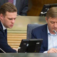 """R. Karbauskis: G. Landsbergio tikslas – sukelti baimę """"valstiečių"""" frakcijoje"""