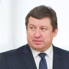 R. Karoblis: remsime Ukrainos pasirinkimą integruotis į NATO ir ES