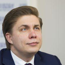 M. Sinkevičius: dėl ribojimų Velykų savaitgalį savivaldybėms kyla daug klausimų