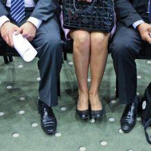 Savivaldybėse, kur paskelbtas karantinas, konkursai į valstybės tarnybą vyks