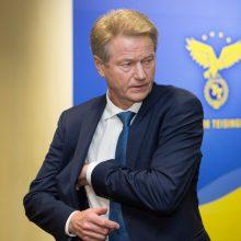 Pritaria, kad R. Paksui atsivertų kelias į Seimą ir į prezidentus