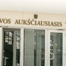 """Aukščiausiasis Teismas: Šiaulių m. savivaldybė neteisėtai atmetė """"Švarintos"""" siūlymą"""