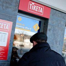 """""""Tiketa"""" po gautos baudos: Lietuvos bankas gina didžiųjų bankų interesus"""