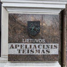 Seimas patvirtino G. Nausėdos kandidatus į Apeliacinį teismą