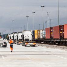 Ekonomistas: nemaža dalis Lietuvos eksporto rodiklių – pervertinta