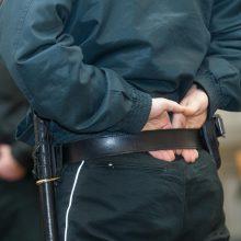 Ligoninėje atsidūręs vyras tikina, kad nukentėjo nuo policijos pareigūnų