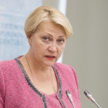 R. Budbergytė ir A. Sysas sveikina G. Palucko sprendimą atsistatydinti