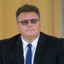 L. Linkevičius Moldovoje aptars europinių reformų įgyvendinimą
