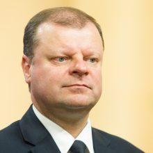 S. Skvernelis: Lietuvos krepšinio rinktinės trenerio kritika FIBA yra teisinga