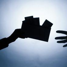 STT: korupcija – vis mažesnė kliūtis vykdant verslą Lietuvoje