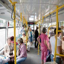 Viešojo transporto keleiviai kviečiami teikti pasiūlymus vasaros tvarkaraščiams
