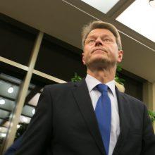 Lietuvai gresia Europos Tarybos pasmerkimas dėl R. Pakso bylos