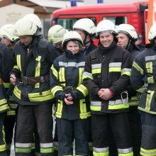Ugniagesiai prašo daugiau pinigų, jų neišgirdus žada protesto akcijas
