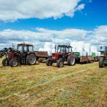 Prezidento patarėjas: Seimas gina didžiųjų ūkininkų interesus