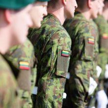 A. Anušauskas: kariuomenės modernizavimas – būtina atgrasymo priemonė