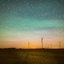 Lietuvos danguje – gausiausias per 7 metus perseidų lietus