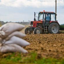 Įspėja: Žemės ūkio ministerijos vardu veikia apsišaukėliai