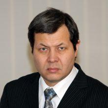 Akademinės etikos kontrolieriumi tapti vėl siekia A. Jakubauskas, M. Valentukevičienė