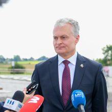 G. Nausėda: JAV karių siuntimas į Lenkiją bus naudingas visam regionui