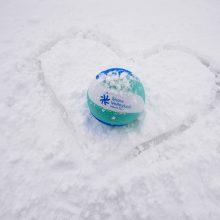 Sniego tinklininkes Italijoje sustabdė žiema
