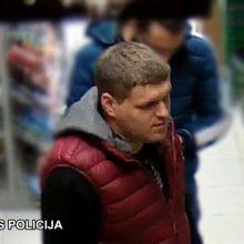 Vilniaus policija ieško vyro, įtariamo trylikamečio sumušimu