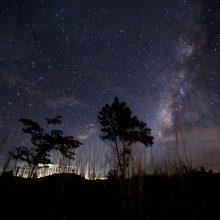 Astronomai išsiaiškino, kas suformavo Paukščių Taką