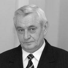 Mirė buvęs LAT teisėjas, Teisėjų garbės teismo pirmininkas A. Sirvydis