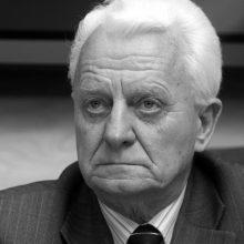 Mirė Laisvės kovotojų sąjungos narys žurnalistas Š. V. Valentinavičius