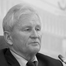 Paskelbė, kada ir kur bus laidojamas Seimo narys K. Glaveckas