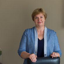 Pasak kolegijos direktorės Ž.Jankauskienės, jeigu kaimynystėje įsikurtų ministerijos, kolegijai tai būtų į naudą.