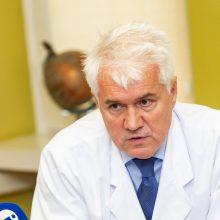 Šešerius metus ligoninei vadovavusio A.Pamernecko teigimu, ši ligoninė strategiškai svarbi visai šaliai, tad jai neturėtų vadovauti bet kas.