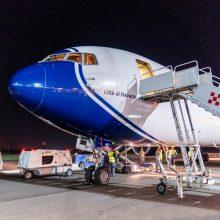 Iš Vilniaus oro uosto pradėti tolimieji skrydžiai į Madagaskarą