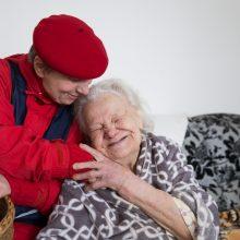 """100 eurų kiekvienam globojamam seneliui – toks """"Maltiečių sriubos"""" tikslas"""