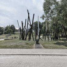 Paminklo žydų gelbėtojams Vilniuje konkursas bus skelbiamas iš naujo