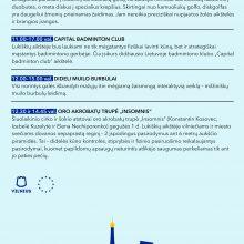 Vilnius kviečia švęsti 15-ąsias Lietuvos įstojimo į ES metines