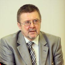 Ūkio viceministrą siūloma skirti Valstybės tarnybos departamento vadovu