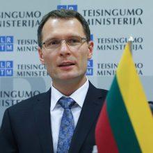 Ministras: su badaujančiais kaliniais derybų nebus