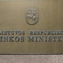 Aplinkos ministerija – ne tik be ministro, bet ir su vienu viceministru