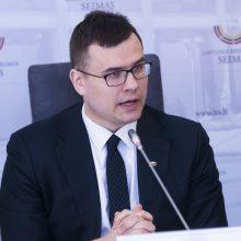 Konservatoriai ragina nutraukti Seimo ryšius su Tarpparlamentine ortodoksų asamblėja