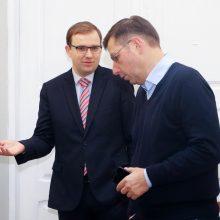 Prokuroras paprašė suimti R. Kurlianskį, o E. Masiuliui skirti namų areštą