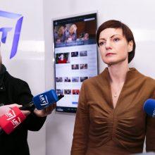 Seimo komitetas pritarė komisijos išvadoms dėl LRT