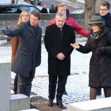Dėl Rasų kapinių rekonstrukcijos – Lenkijos ministro kritika