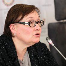 A. Maldeikienė Europos Parlamente dirbs dešiniųjų frakcijoje